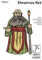 John Kapsalis Dwarves Set
