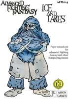 Advanced Fighting Fantasy Minis: Ice & Lakes