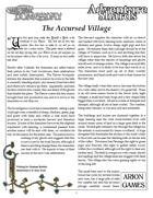 The Accursed Village
