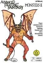 Advanced Fighting Fantasy Minis: Monsters II