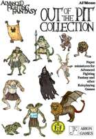 Out of the Pit Paper Mini Collection [BUNDLE]
