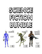 Science Fiction Bundle [BUNDLE]