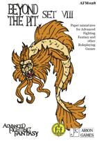 Advanced Fighting Fantasy Minis: Beyond the Pit Set VIII