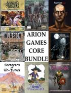 Arion Games Core Bundle [BUNDLE]
