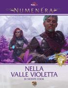 Numenera Glimmer - Nella Valle Violetta