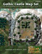 Gothic Castle Map Set