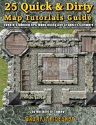 25 Quick & Dirty Map Tutorials Guide Book - GPS2001