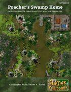Poacher's Swamp Home Map