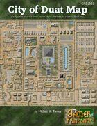 City of Duat Map Set