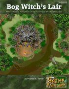Bog Witch's Lair Map Set
