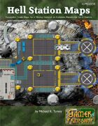 Hell Station Mine Outpost Map Set