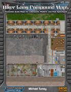 Biker Gang Clubhouse/Compound Map Set