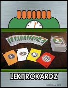 LEKTROKARDZ for Power Gaming