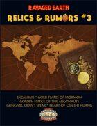 Relics & Rumors #3