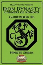 Iron Dynasty: Guidebook #6