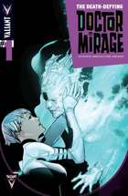 The Death-Defying Doctor Mirage #1