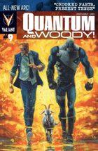 Quantum and Woody! #9