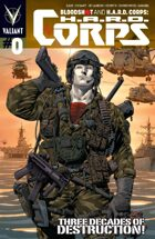 Bloodshot and H.A.R.D. Corps #0