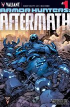 Armor Hunters: Aftermath #1