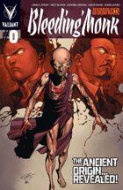 Harbinger: Bleeding Monk #0