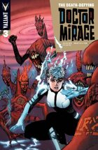The Death-Defying Doctor Mirage #3