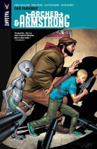 Archer & Armstrong Volume 3: Far Faraway