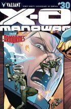 X-O Manowar #30