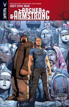 Archer & Armstrong Volume 4: Sect Civil War