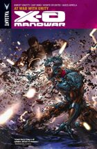 X-O Manowar Volume 5: At War With Unity