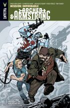 Archer & Armstrong Volume 5: Mission Improbable
