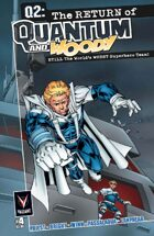 Q2: The Return of Quantum and Woody #4