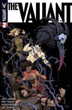 The Valiant #2