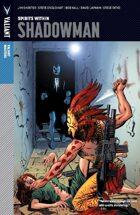 Valiant Masters: Shadowman Volume 1—Spirits Within