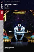 Valiant Masters: RAI Volume 1—From Honor to Strength