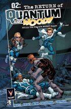 Q2: The Return of Quantum and Woody #5
