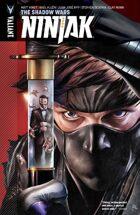 Ninjak Volume 2: The Shadow Wars