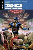 X-O Manowar Volume 10: Exodus