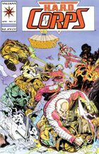 H.A.R.D. Corps (1992-1995) #17