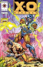 X-O Manowar (1992-1996) #14