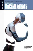 The Death-Defying Doctor Mirage: Second Lives Volume 1