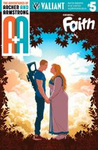A&A: The Adventures of Archer & Armstrong #5
