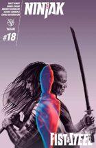 Ninjak #18