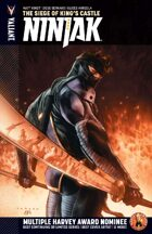 Ninjak Volume 4: The Siege of King's Castle