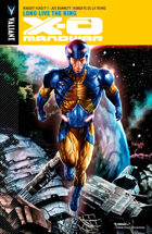 X-O Manowar Volume 12: Long Live The King