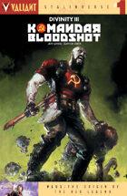 Divinity III: Komandar Bloodshot #1