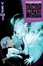 The Death-Defying Dr. Mirage [BUNDLE]