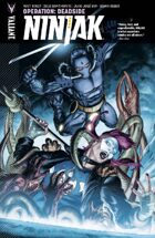Ninjak Volume 3: Operation Deadside