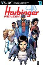 Harbinger Renegade #8