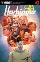 Harbinger Renegade #0