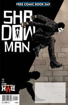 Valiant FCBD 2018 Shadowman Special